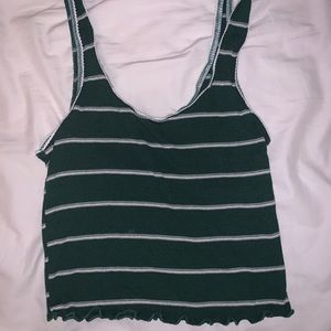 cropped pacsun tank top